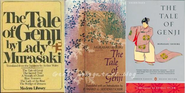 traduzioni in inglese del genji monogatari